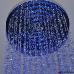 Bild einer Dusche: Gefahr von Legionellen-Befall