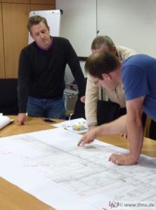 Gefährdungsanalyse: Dokumentenprüfung und Plan-Sichtung